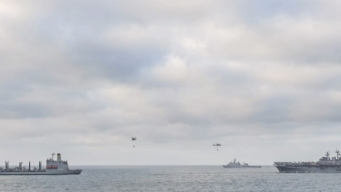 3 Navy Ships Deploy to Middle East