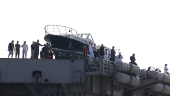 3 Ships Return to Naval Base San Diego