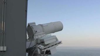 Navy Deploys First Active Laser Weapon on Ship