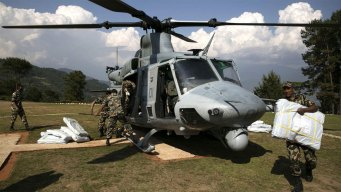 Search for Missing Helo Continues
