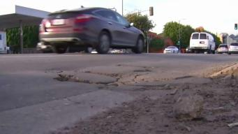 SoCal's Roads Are Rough, and They Might Be Costing Drivers