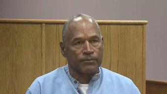 OJ Simpson Apologizes to Public at Parole Hearing