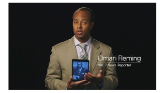 Black History Month: NBC 7's Reporter Omari Fleming shares what African American history means to him.