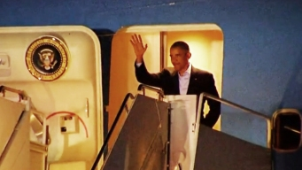 Obama Lobs Zingers at Trump, Issa in San Diego