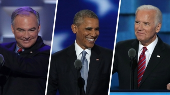 DNC: Obama Boosts Clinton, Kaine Mocks Trump