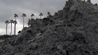 Oceanside Dredging Project Restores Sand