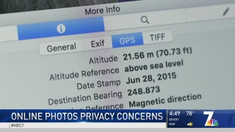Do Your Photos Put Your Privacy at Risk?