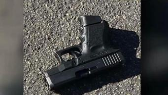 Otay Mesa Families Upset After Loaded Gun Found on Street