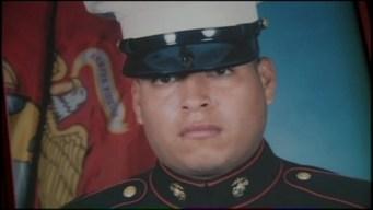San Diego Marine Posthumously Receives Navy Cross