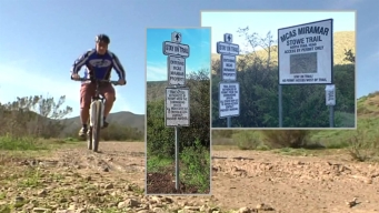 Permits Available to Mountain Bike on MCAS Miramar Property