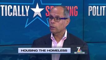 Housing the Homeless: Politically Speaking