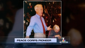 Peace Corps Pioneer: Politically Speaking