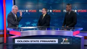Politically Speaking: Golden State Primaries