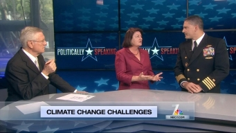 Politically Speaking: Climate Change Challenges