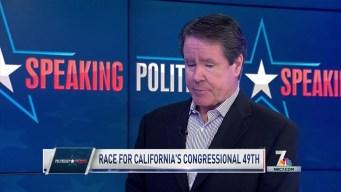 Politically Speaking: Democrat Paul Kerr Running for Darrell Issa's Seat