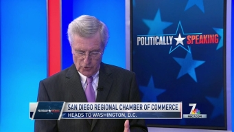 Politically Speaking: Regional Chamber of Commerce Heads to D.C.