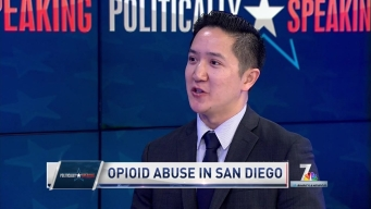 Politically Speaking: Opioid Abuse in San Diego