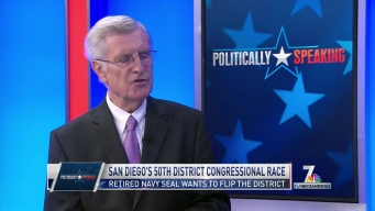 Politically Speaking: SD's 50th District Congressional Race