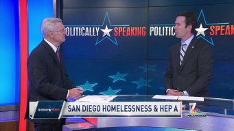 Politically Speaking: San Diego Homelessness and Hep A