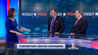 Politically Speaking: Convention Center Expansion