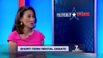 Politically Speaking: Short Term Rentals in San Diego