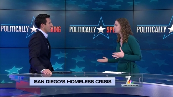 Politically Speaking: The Homeless Population in San Diego