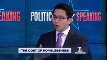 Politically Speaking: The Homeless and The Cost to Taxpayers