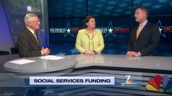 Politically Speaking: Social Services Funding