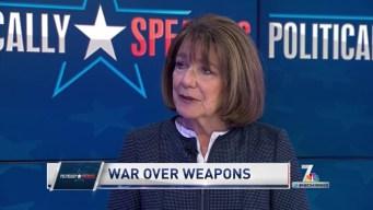 Politically Speaking: Gun Control Debate