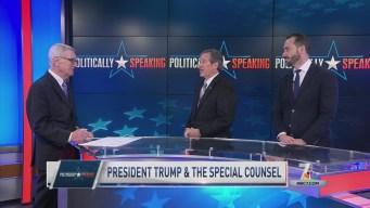 Politically Speaking: Will Trump Fire Mueller?