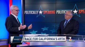Politically Speaking: Republican is Current Frontrunner for Issa Seat