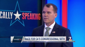 Politically Speaking: Former Navy SEAL Takes on Duncan Hunter in 50th
