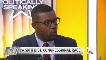 Politically Speaking: Race for CA 50th District Seat