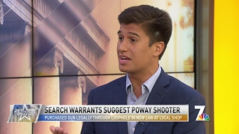 Politically Speaking: Search Warrants Suggest Poway Shooter Purchased Gun Legally with New Law