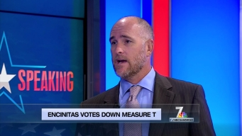 Politically Speaking: Encinitas Voters Shoot Down Measure T