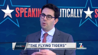 Politically Speaking: 'The Flying Tigers'
