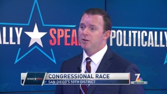 Politically Speaking: San Diego's 50th District Congressional Race