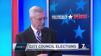 Politically Speaking: San Diego City Council Election Dist. 2
