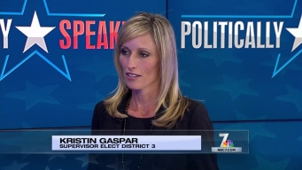 Politically Speaking: Gaspar Wins County of Supes District 3 Race