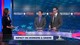 Politically Speaking: Increase in Minimum Wage