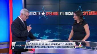 Politically Speaking: 49th Dist. Congressional Candidate Sara Jacobs