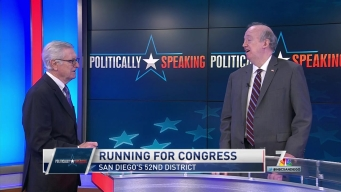 Politically Speaking: Race for Congressional Dist. 52