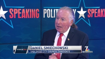 Politically Speaking: San Diego City Council Race Dist. 2