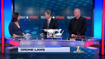 Politically Speaking: Drone Laws in San Diego County