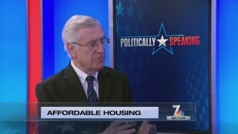 Politically Speaking: Affordable Housing