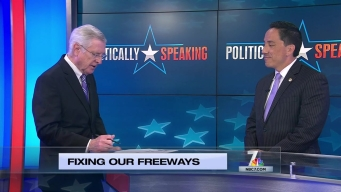 Politically Speaking: Fixing Our Freeways