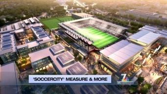 Politically Speaking: Proposed Soccer City in Mission Valley