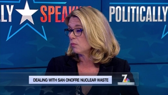 Politically Speaking: San Onofre Waste
