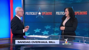 Politically Speaking: The SANDAG Overhaul Bill