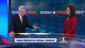 Politically Speaking: San Diego's Legal Eagle